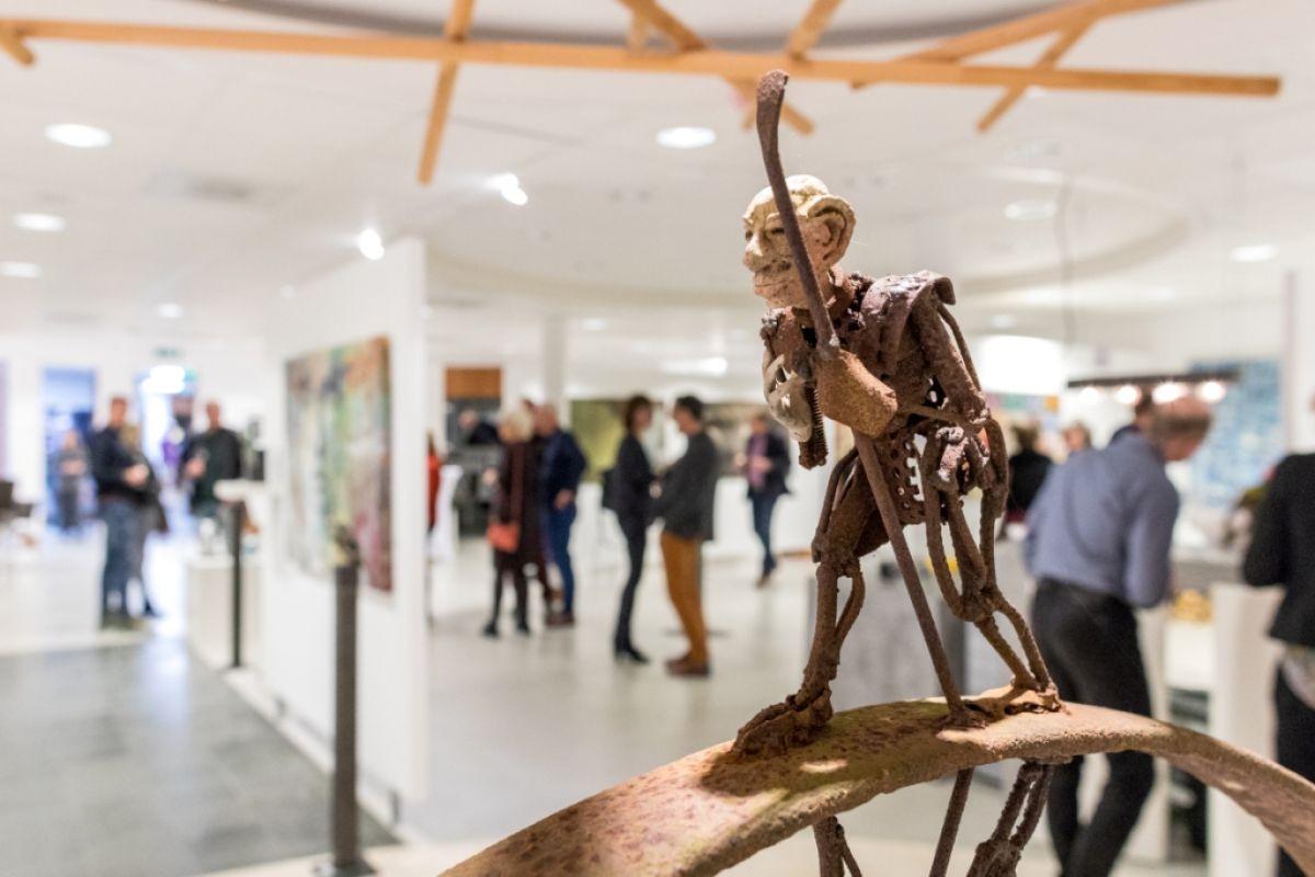 Kunst: Reflectie van kunstenaar Jan Verschueren