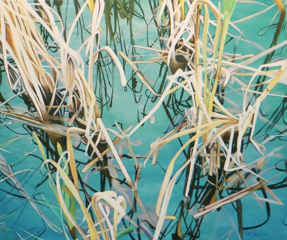 Kunst: Reflection Three van kunstenaar Ella Joosten