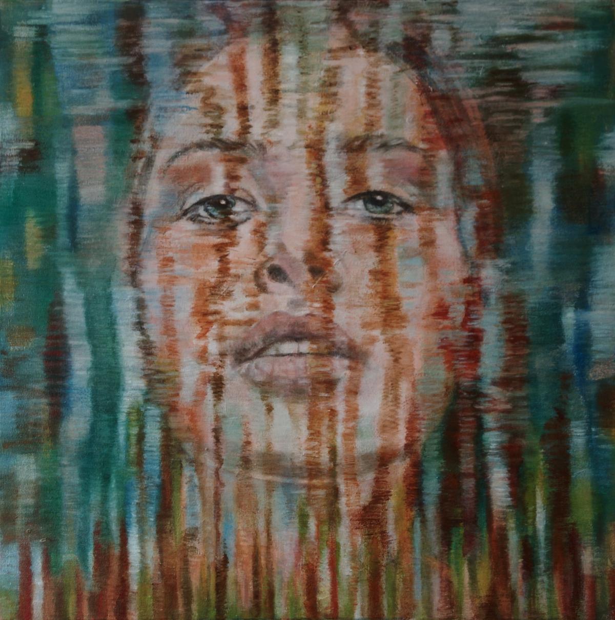 Kunst: 'Reflections of nature' van kunstenaar Coby Schot