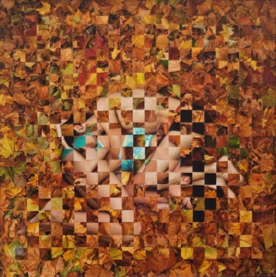 Kunst: Renassaince 5 van kunstenaar Ferial Kheradpicheh