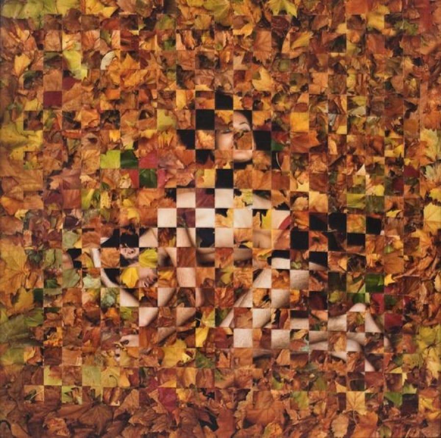 Kunst: Renassaince 7 van kunstenaar Ferial Kheradpicheh