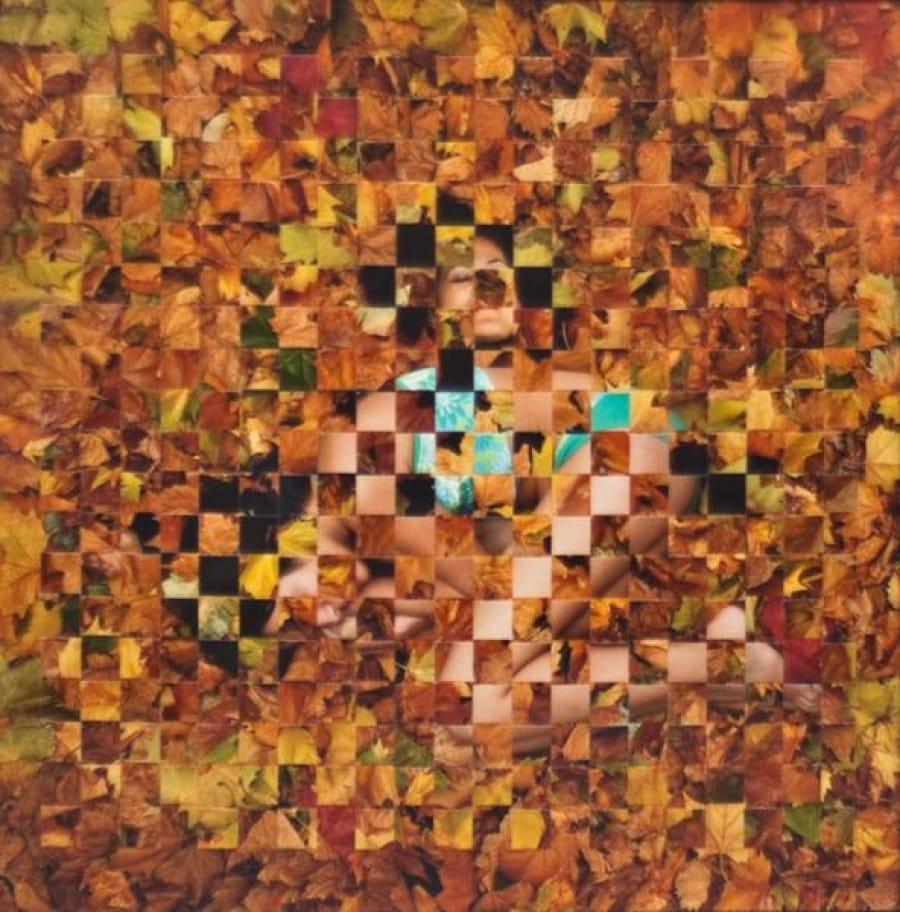Kunst: Renassaince 8 van kunstenaar Ferial Kheradpicheh