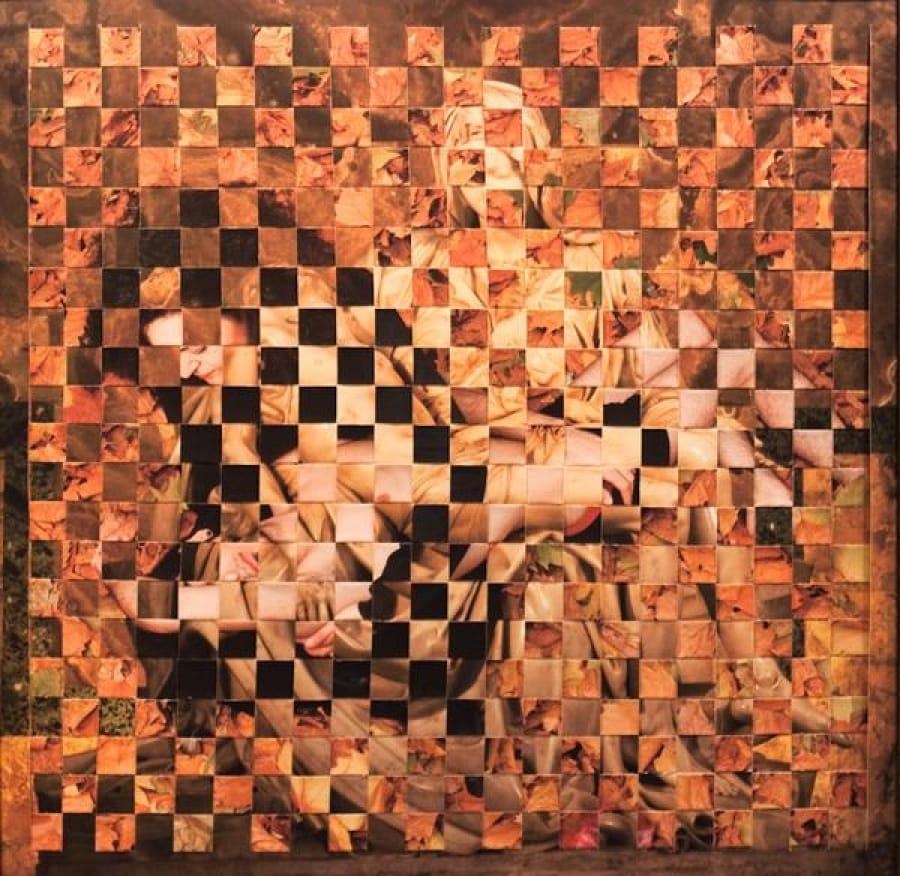 Kunst: Renassaince 9 van kunstenaar Ferial Kheradpicheh