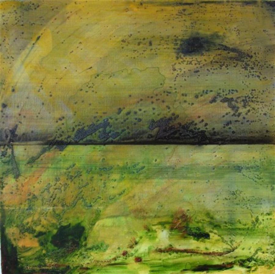 Kunst: Reverie a van kunstenaar  Brighart