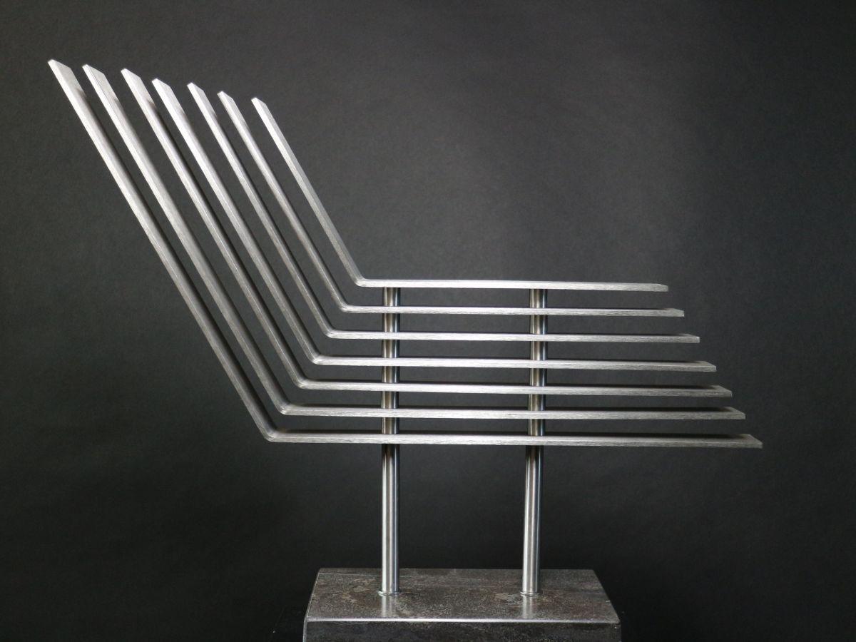 Kunst: Rhythm 3 van kunstenaar Bert Verboon