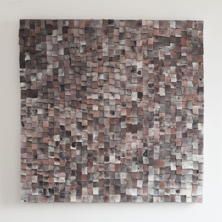 Kunst: Road without borders van kunstenaar Ketlin van Esschoten