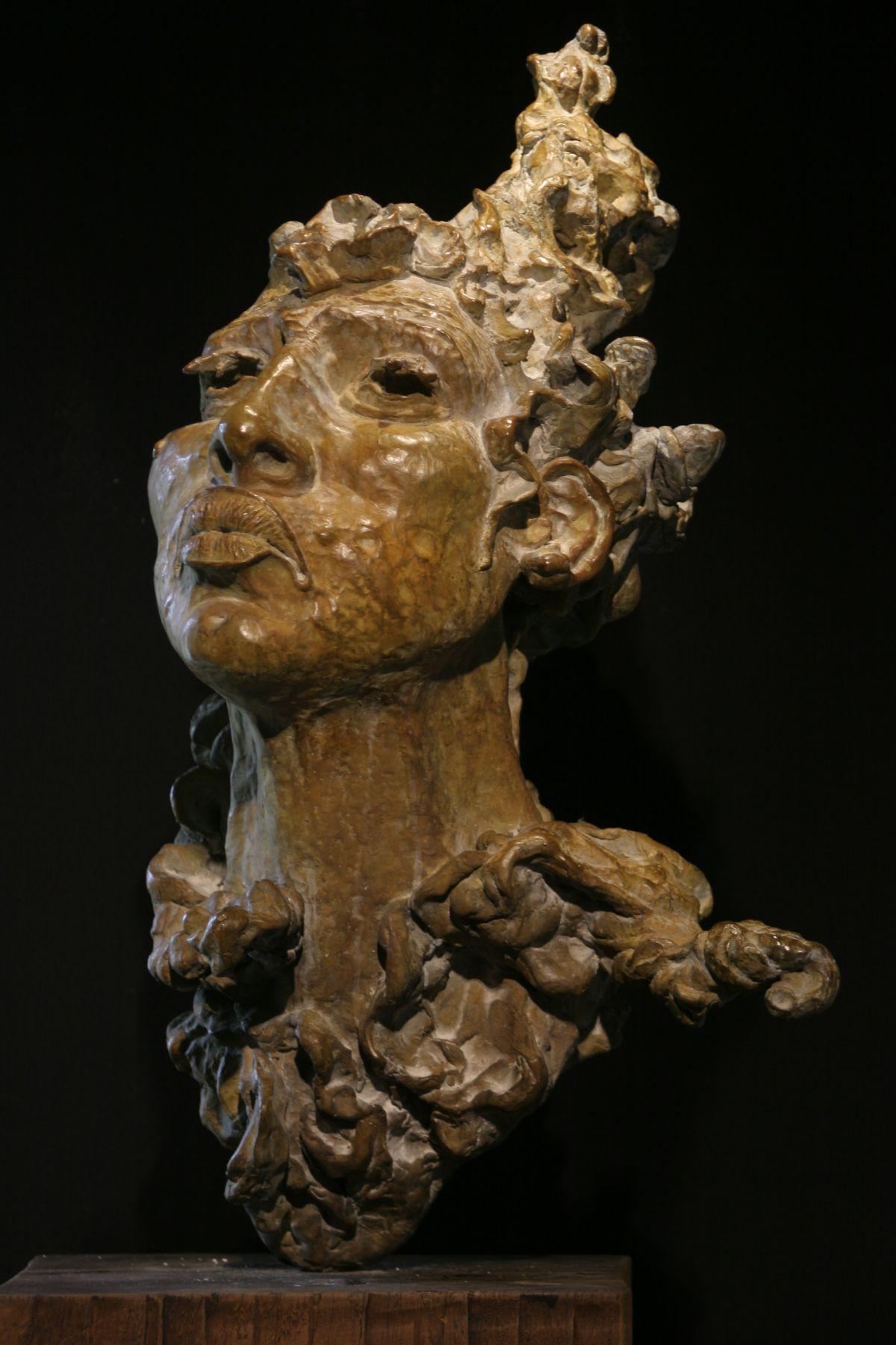 Kunst: Romance van kunstenaar  Rogier Ruys