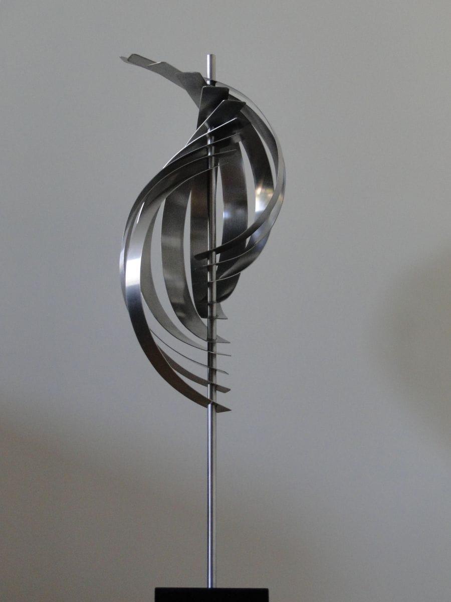 Kunst: Rotation van kunstenaar Bert Verboon