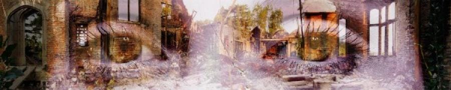 Kunst: Ruins of love van kunstenaar Pimm van Mourik