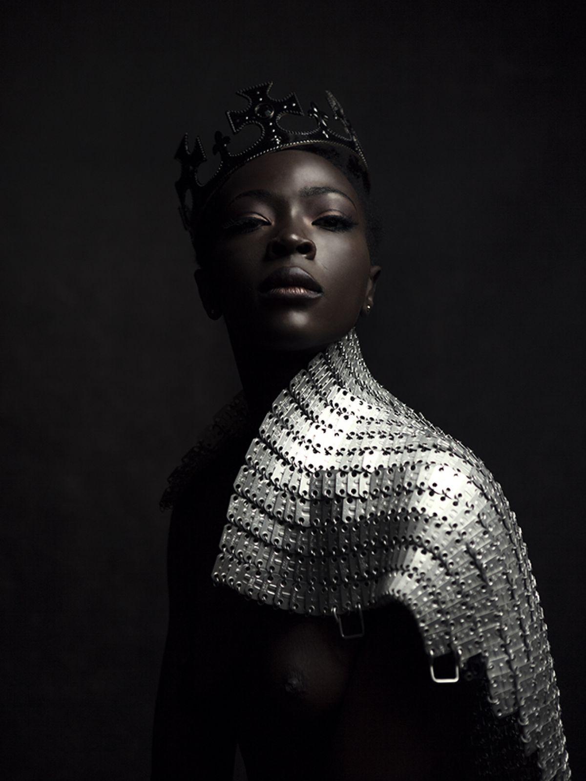 Kunst: Ruler van kunstenaar Jenny Boot