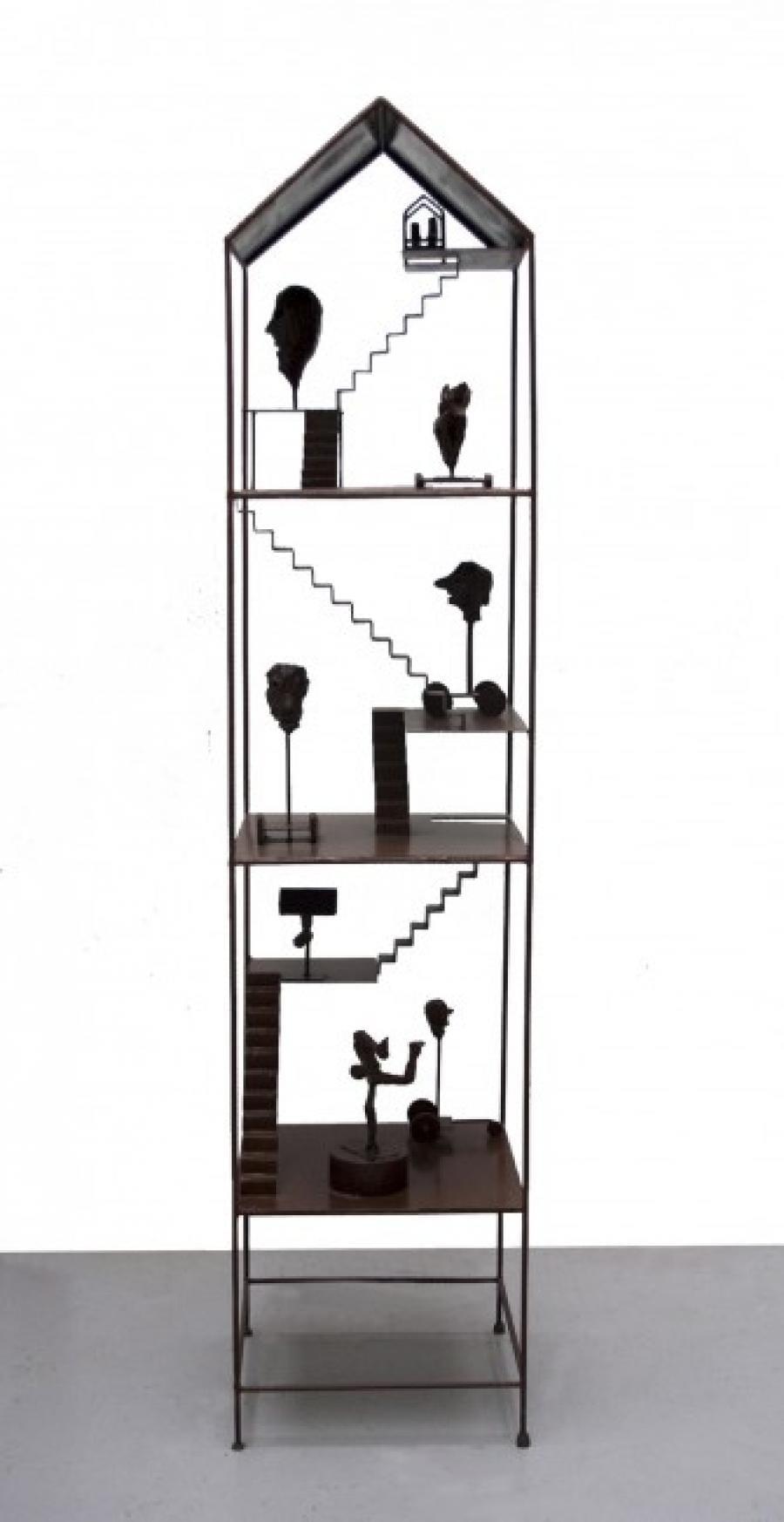 Kunst: Rusthuis van kunstenaar Frans Muhren
