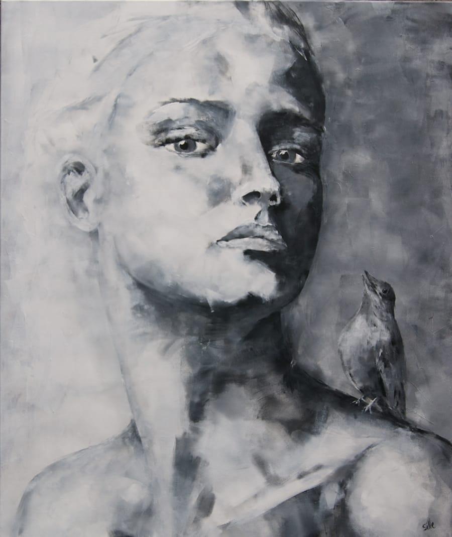 Kunst: Same Indentity van kunstenaar Tamara Sille