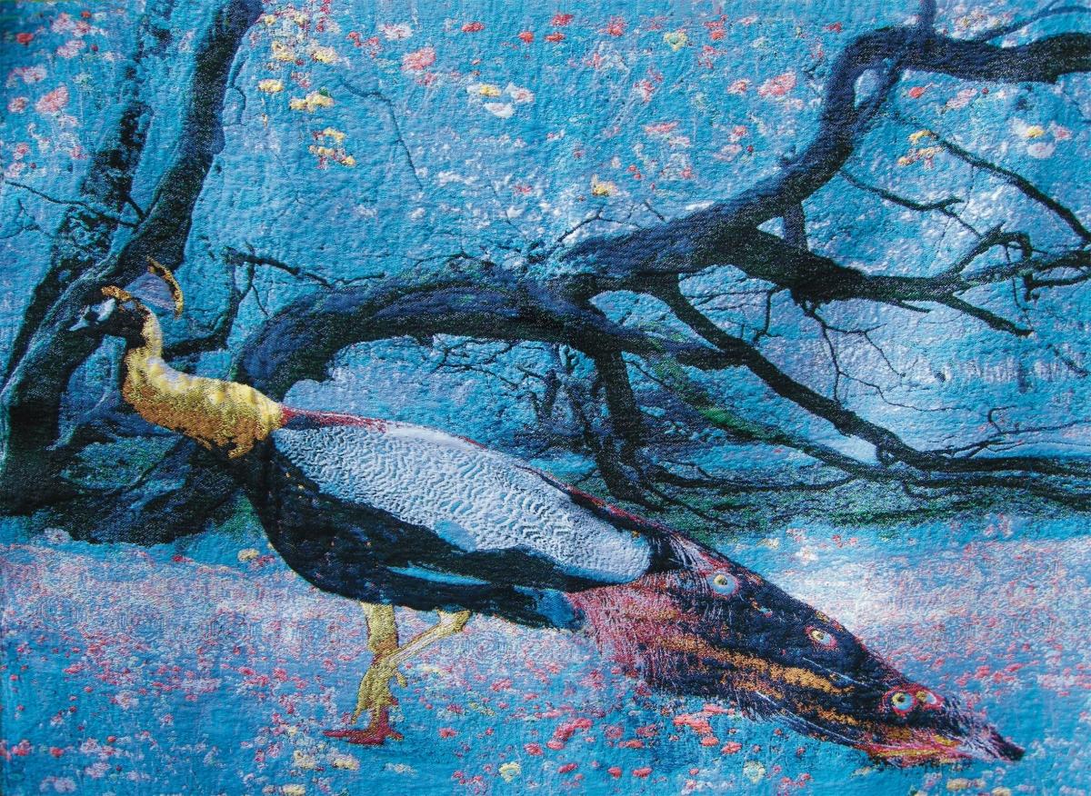 Kunst: Sanctity van kunstenaar Irene van Vliet