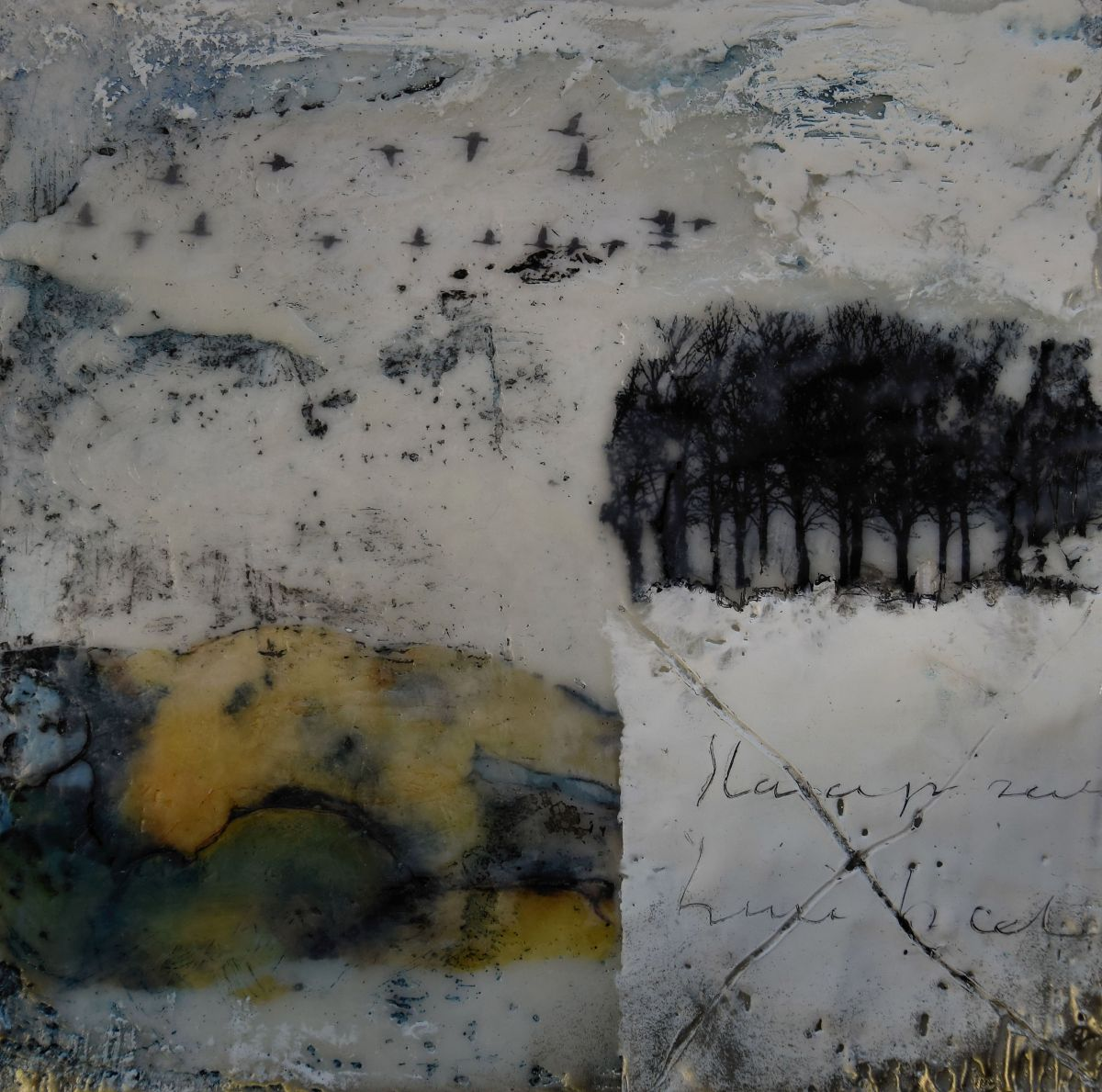 Kunst: Schone slaper nr.3 van kunstenaar Trijnie Mohlmann