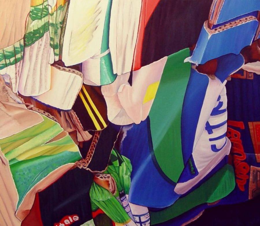 Kunst: Scrappy van kunstenaar Ella Joosten