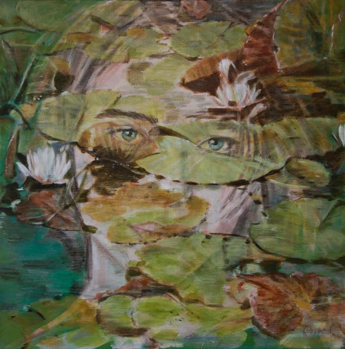 Kunst: 'Selfreflection' I van kunstenaar Coby Schot