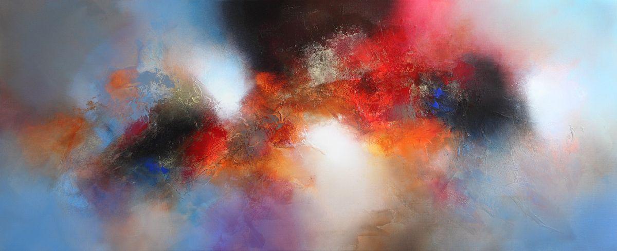 Kunst: September dawn van kunstenaar Eelco Maan