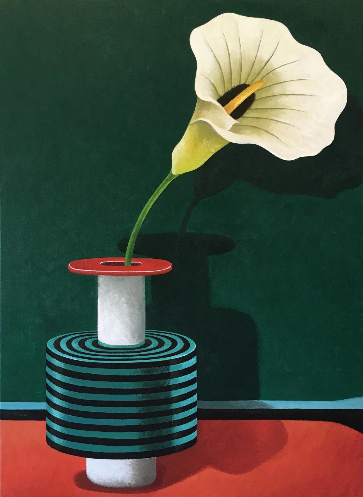 Kunst: Serendipity van kunstenaar Yvonne Zomerdijk