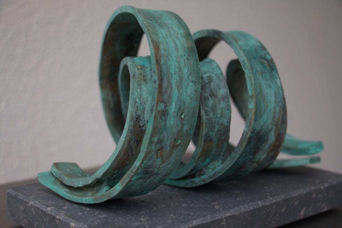 Kunst: Serpentine van kunstenaar Monique Lipsch