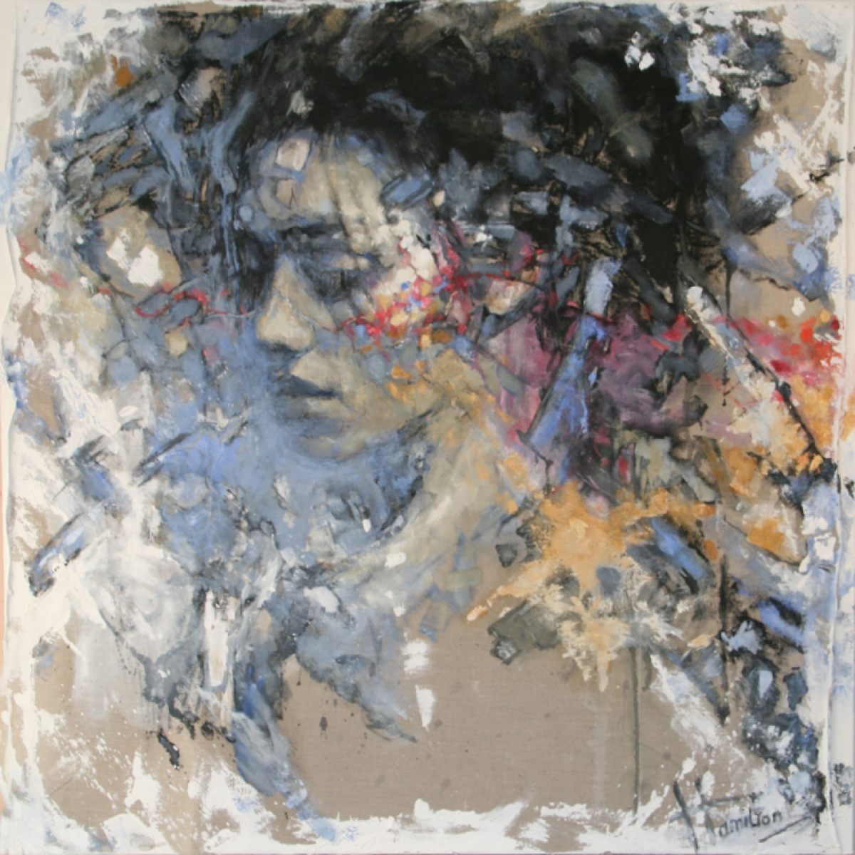 Kunst: She van kunstenaar Evelyn Hamilton