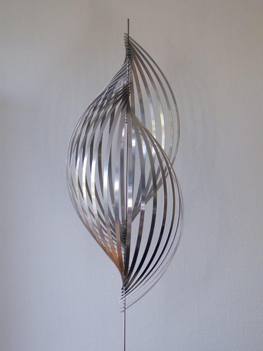Kunst: Snail-Shell 1 van kunstenaar Bert Verboon