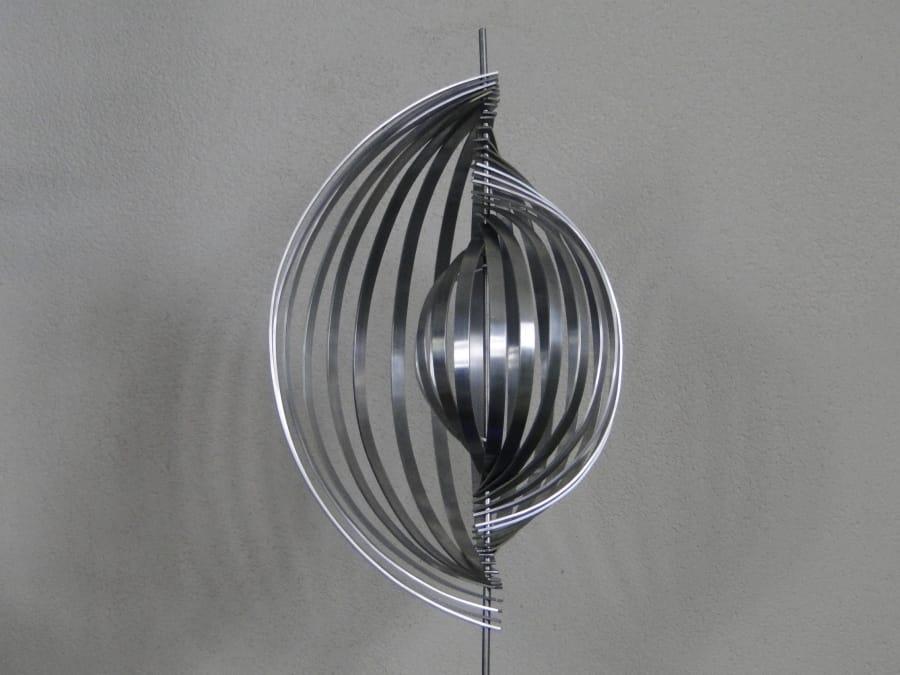 Kunst: Snail-Shell 3 van kunstenaar Bert Verboon