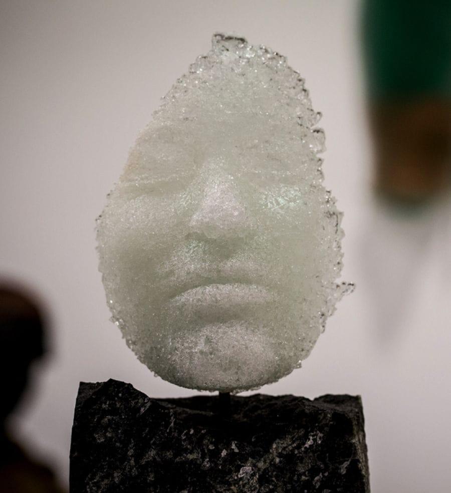 Kunst: Snow White van kunstenaar Mari Meszaros