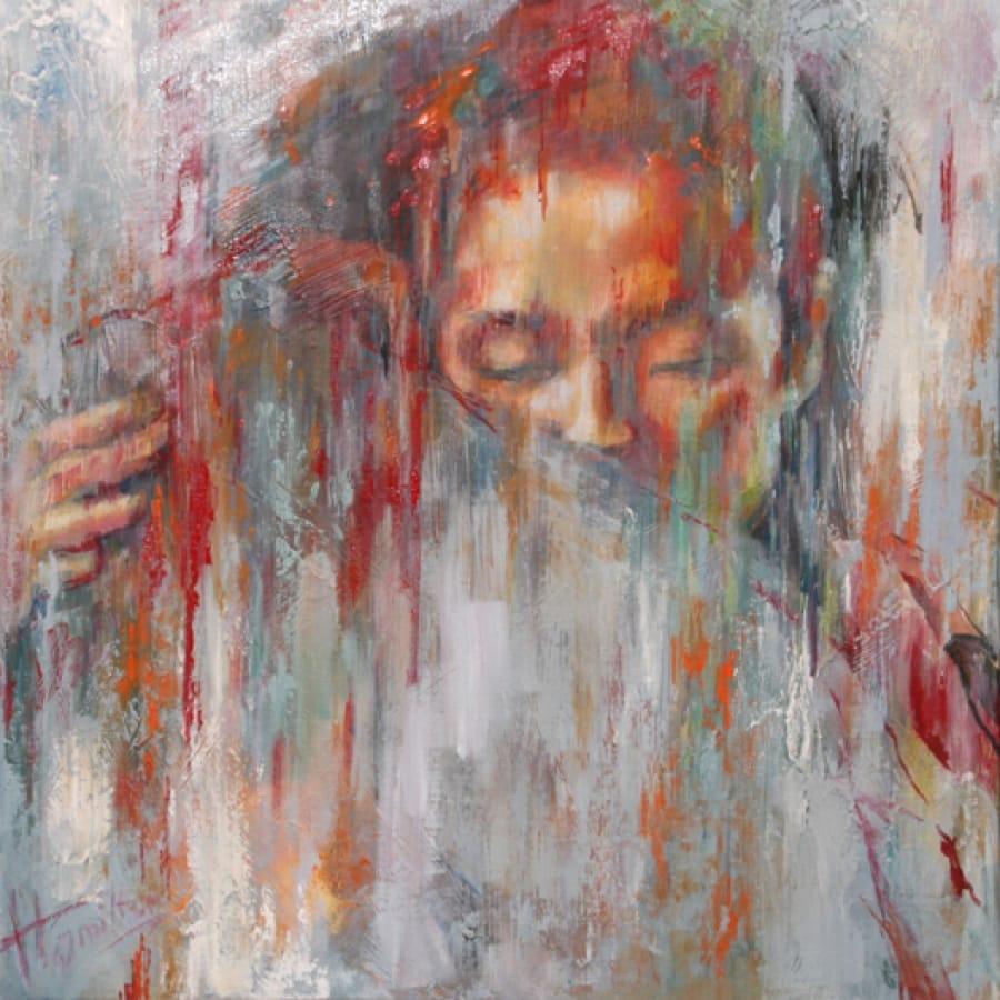 Kunst: So Long van kunstenaar Evelyn Hamilton