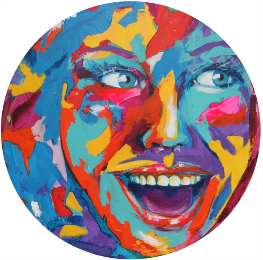Kunst: So round II van kunstenaar Tamara Sille