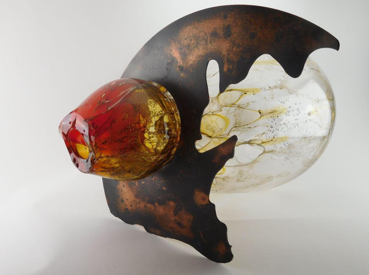Kunst: Solar Storm van kunstenaar Fons Uytdehaag