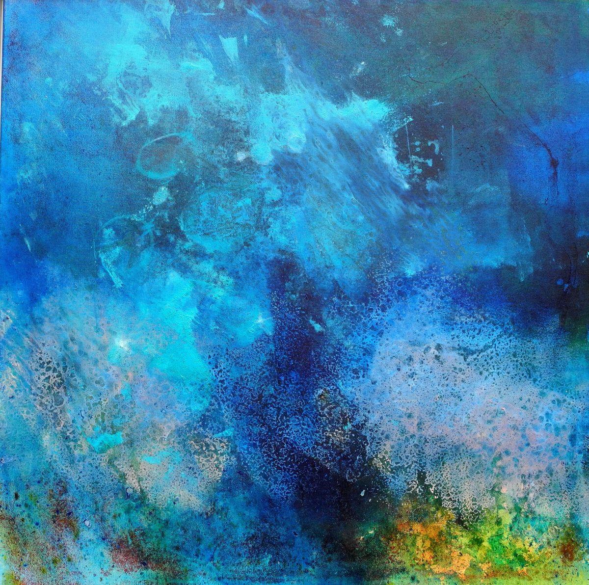 Kunst: Sous marine van kunstenaar Sietse Goverts