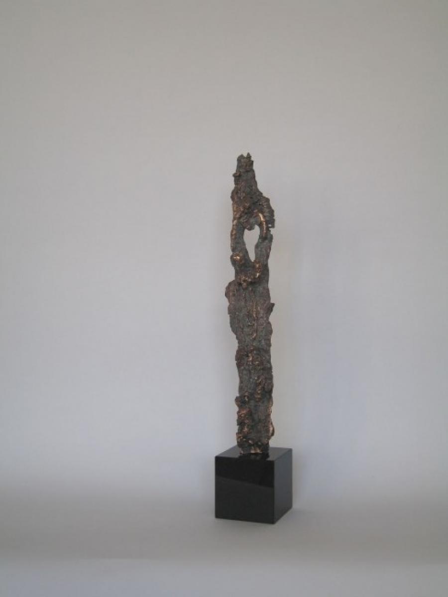 Kunst: Spirit tree van kunstenaar Tina Lintvelt