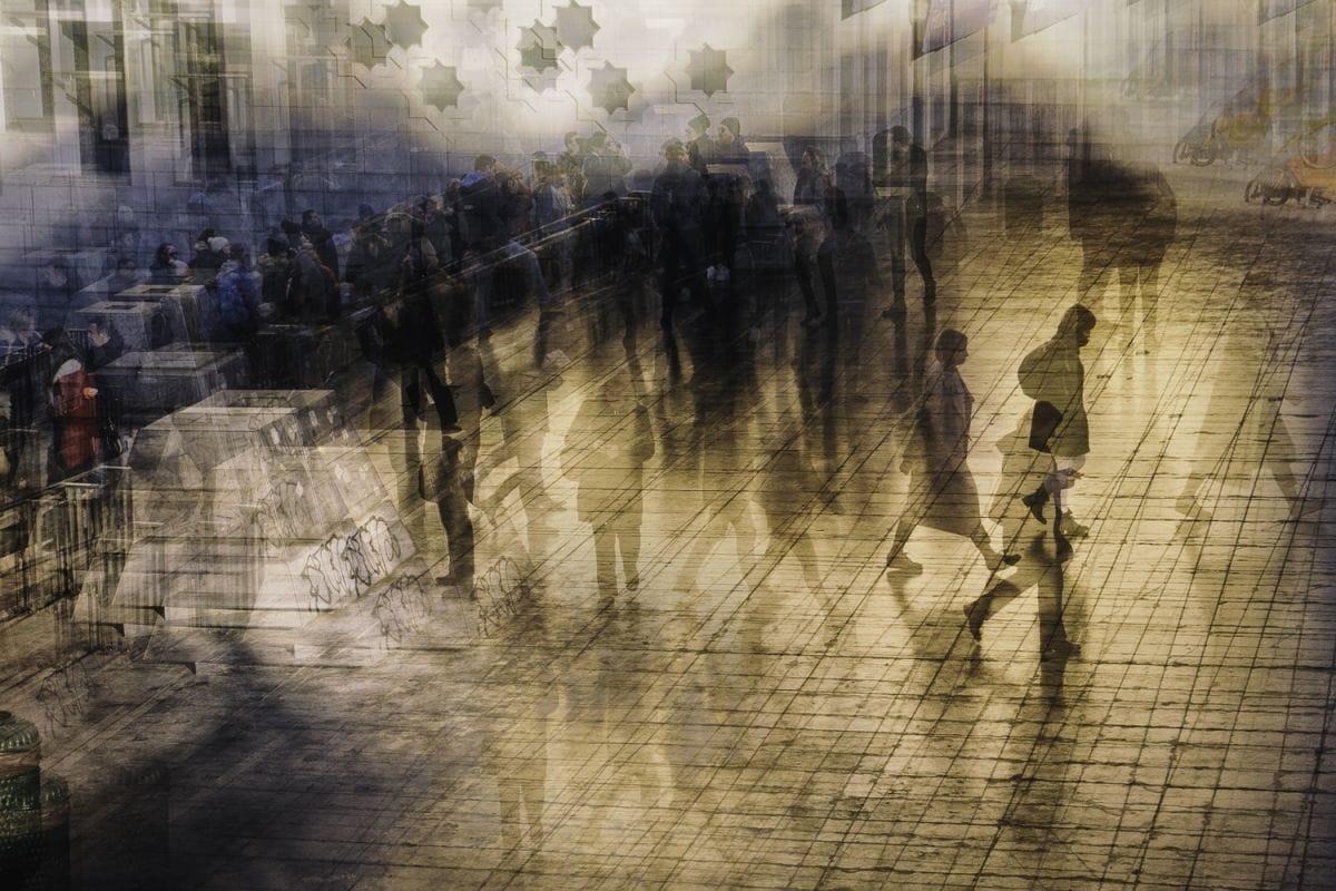 Kunst: Spot on van kunstenaar Thomas Vanoost