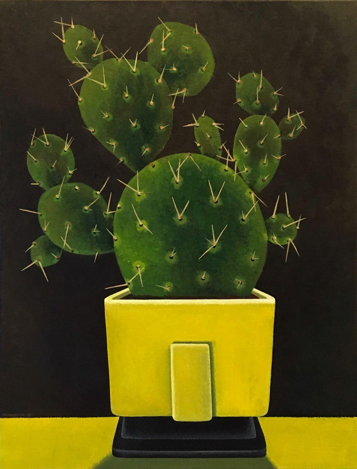 Kunst: Stekel van kunstenaar Yvonne Zomerdijk