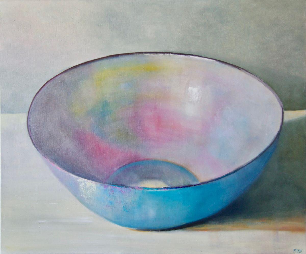 Kunst: Bedoin – Pearl Bowl van kunstenaar Minke Buikema