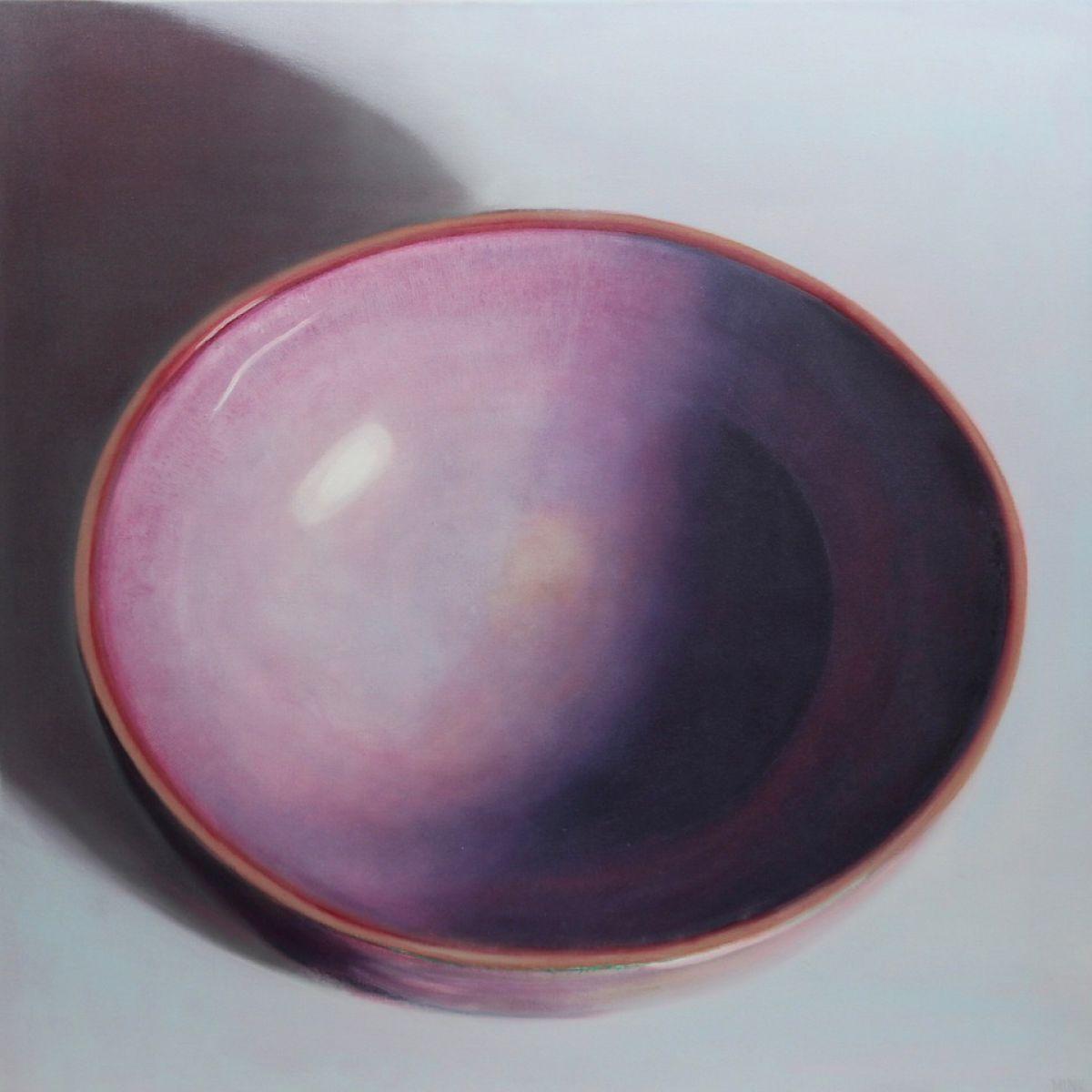 Kunst: Grass – Rosy Bowl van kunstenaar Minke Buikema