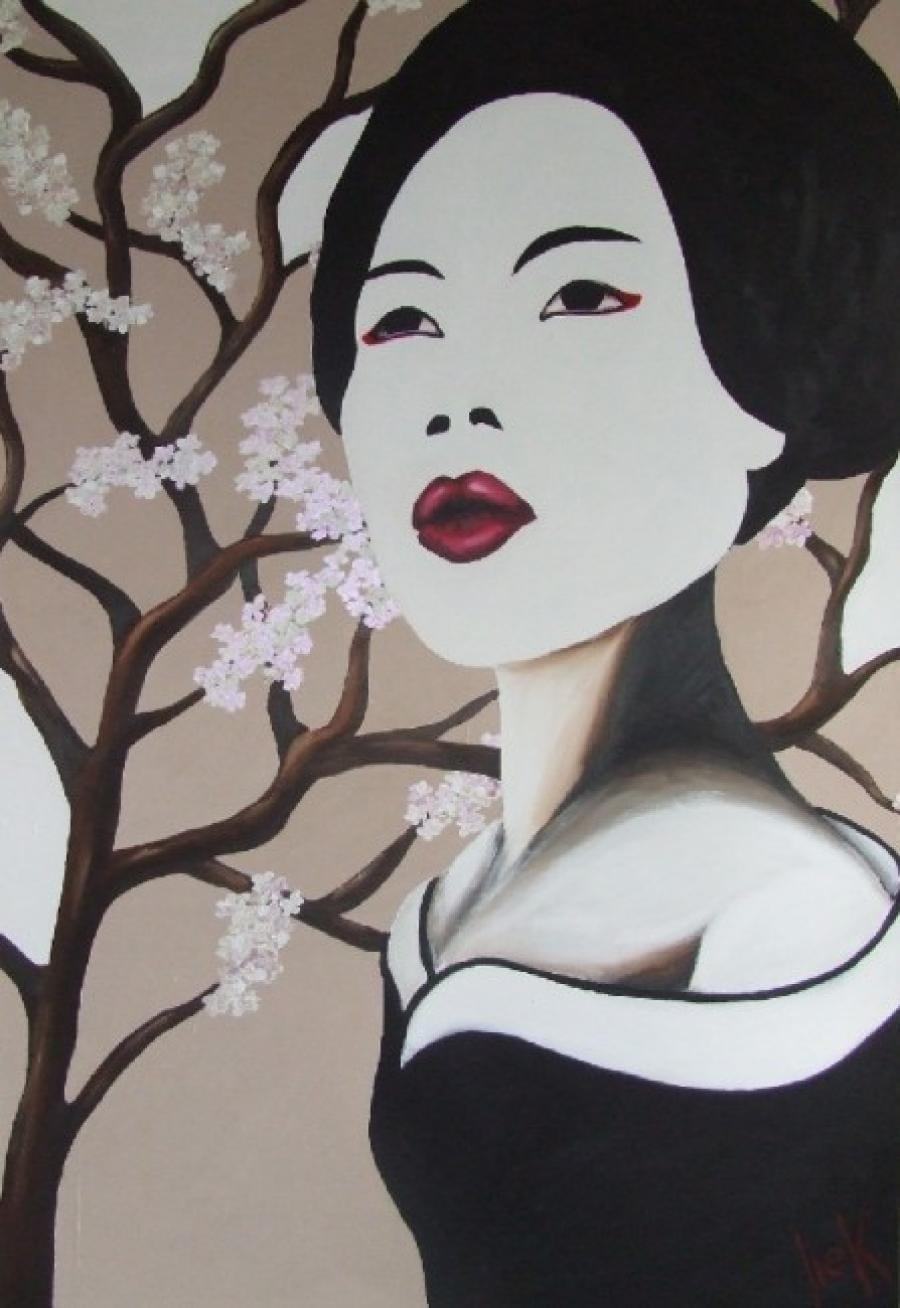 Kunst: strength van kunstenaar Annelieke Rintjema