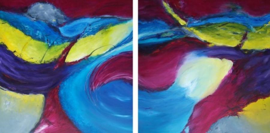 Kunst: Stroming van kunstenaar Kitty Tijbosch