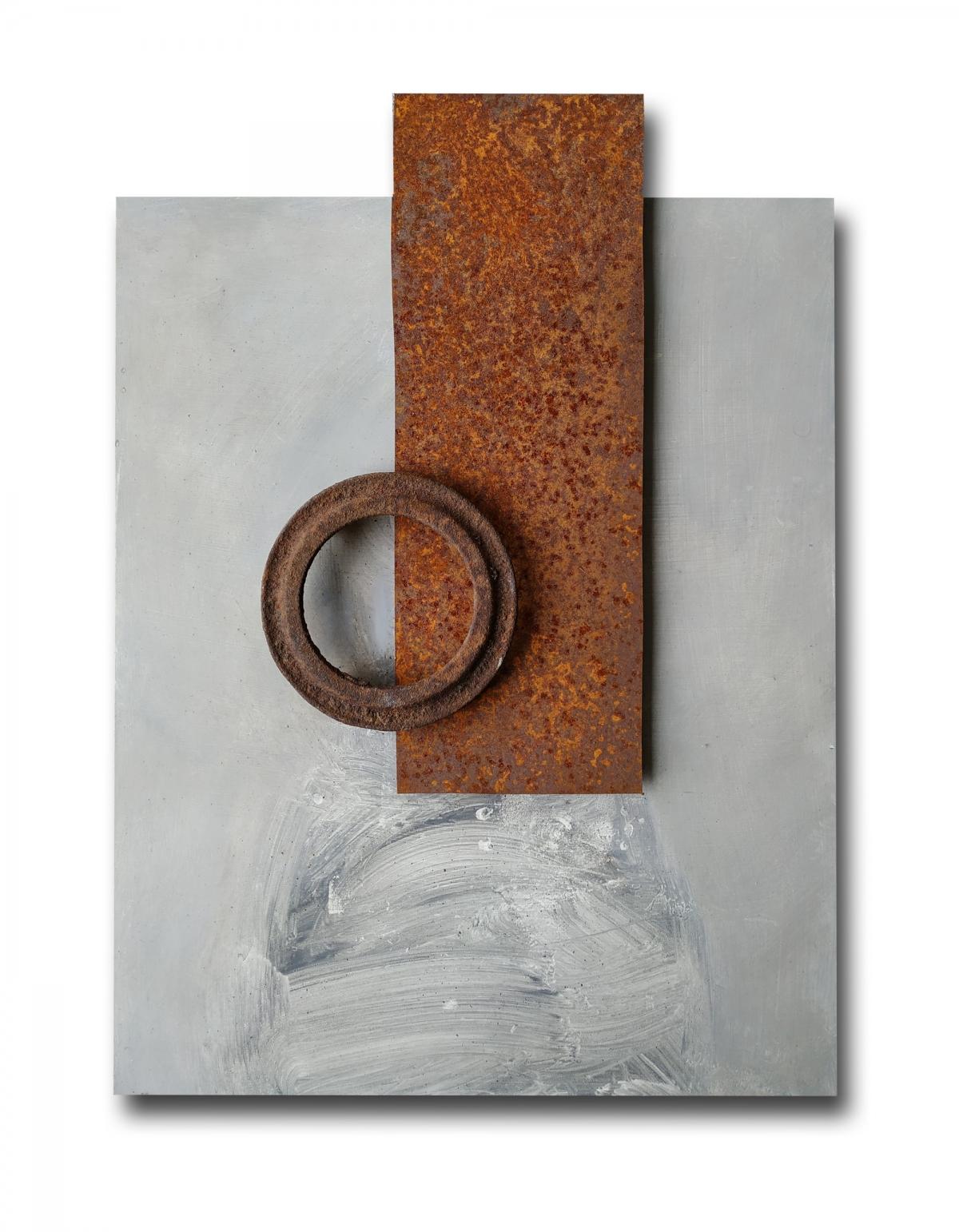 Kunst: Study XXXIX van kunstenaar Daniel Martin