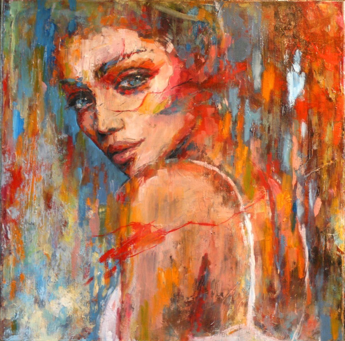 Kunst: Summer van kunstenaar Evelyn Hamilton
