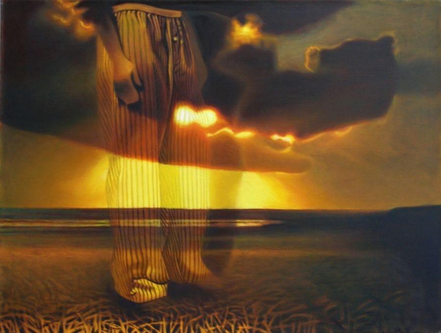 Kunst: supremacy- I van kunstenaar Leo Wijnhoven