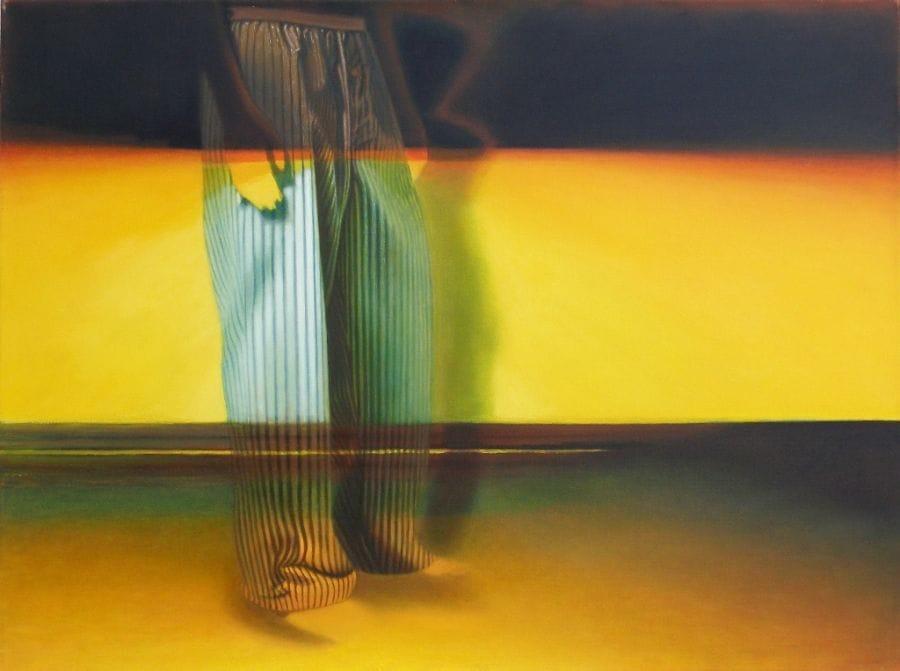 Kunst: supremacy II van kunstenaar Leo Wijnhoven