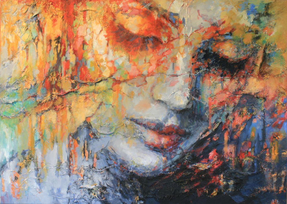 Kunst: Sweet memories van kunstenaar Evelyn Hamilton