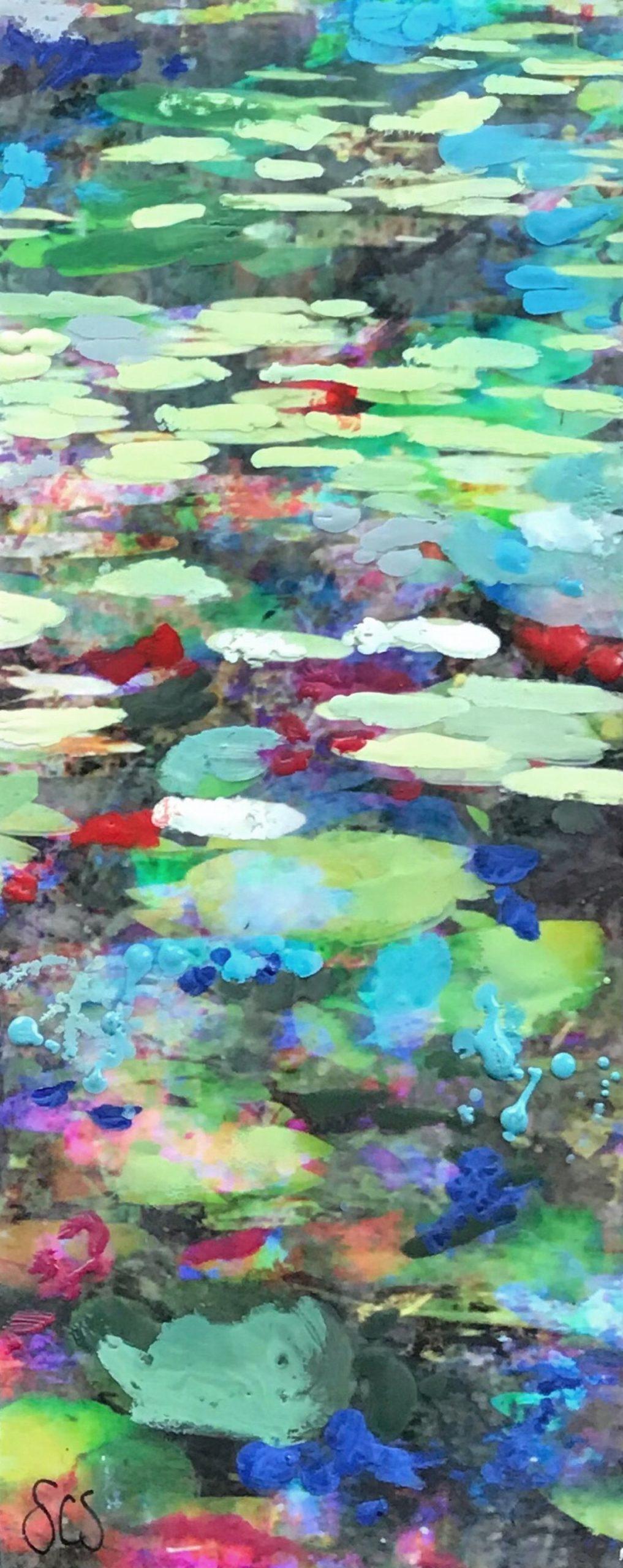 Kunst: Symbiose 12-03 van kunstenaar Suus Suiker
