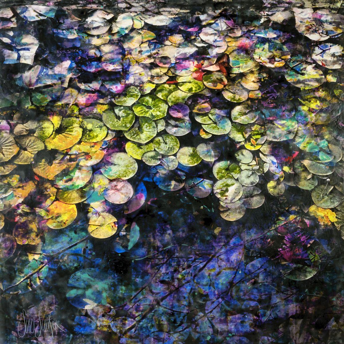Kunst: Symbiose 140 – 02 van kunstenaar Suus Suiker