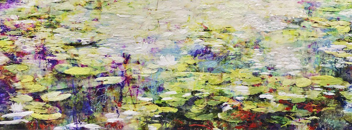 Kunst: Symbiose 160-06 van kunstenaar Suus Suiker