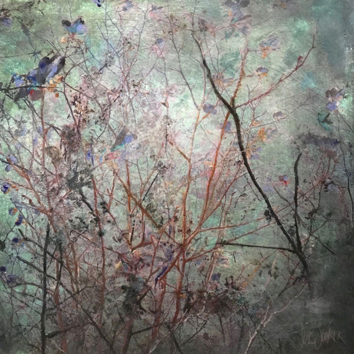 Kunst: Symbiose 70-07 van kunstenaar Suus Suiker