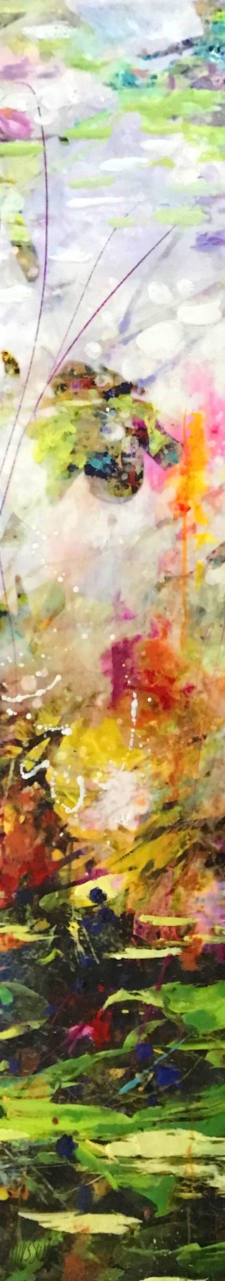 Kunst: Symbiose 80-13 van kunstenaar Suus Suiker