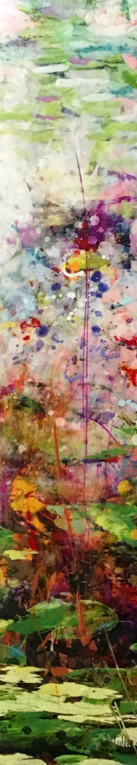 Kunst: Symbiose 80-14 van kunstenaar Suus Suiker