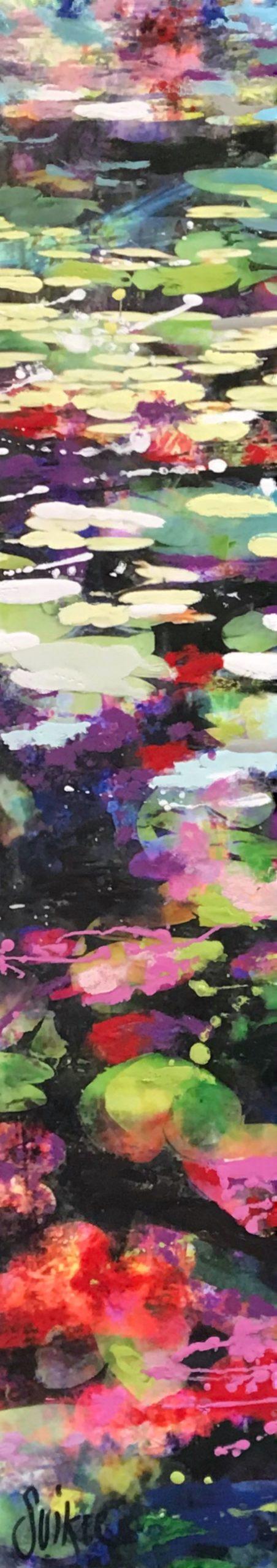 Kunst: Symbiose 80-15 van kunstenaar Suus Suiker